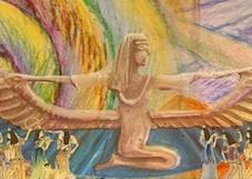 La danza terapeutica dell'Antico Egitto