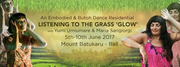 Ascoltare l'erba che Luccica  – Danza Bali Giugno 2017